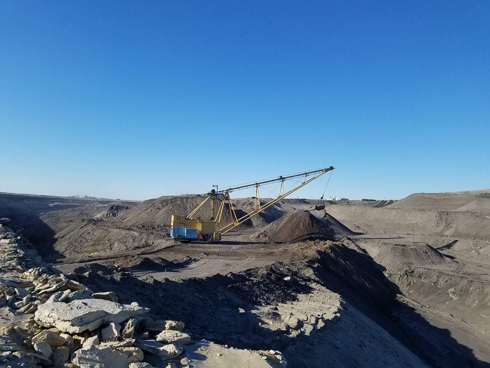 Хамтарсан ажлын хэсэг Багануур, Шивээ-Овоогийн нүүрсний уурхайд ажиллалаа